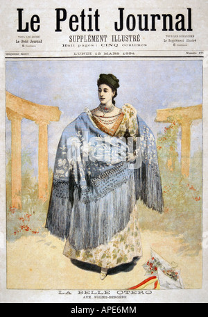 press/media, magazines, 'Le Petit Journal', Paris, 5. volume, number 173, illustrated supplement, Monday 12 March - Stock Photo