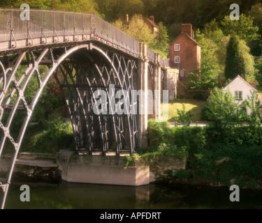 GB - SHROPSHIRE:  Ironbridge - Stock Photo