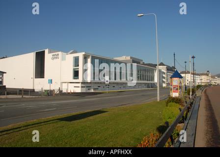 Venue Cymru Exhibition and Conference Centre Llandudno - Stock Photo