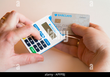Barclays visa bank card on white background stock photo 81384481 on line bank security card reader barclays pinsentry stock photo colourmoves