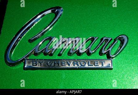 1969 Chevy Camaro Z 28 With A 302 Engine Stock Photo 9030136 Alamy