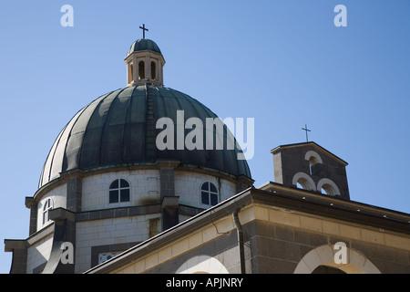 Stock Photo of The Church at Mount of Beatitudes - Stock Photo