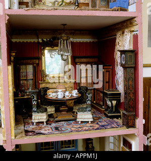Doll\'s house interior Stock Photo, Royalty Free Image: 98094342 - Alamy