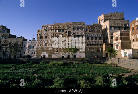 Yemen Sanaa - Stock Photo