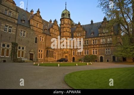 castle Haemelschenburg, Germany, Lower Saxony