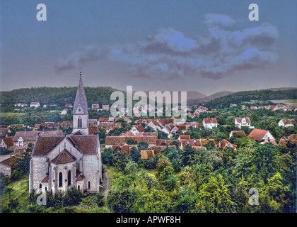 Suderode, Halle, Germany Saxony, Germany - Stock Photo