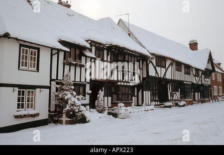 Chilham Kent England UK - Stock Photo