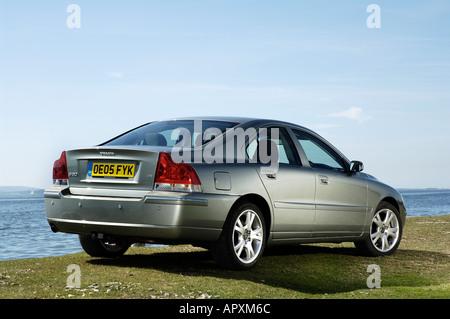 2005 Volvo S60 - Stock Photo
