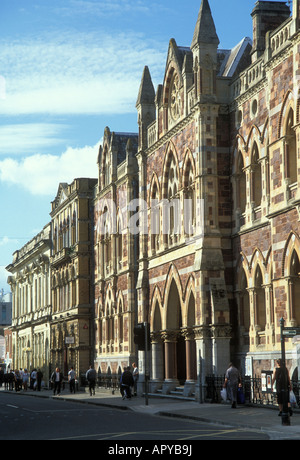 Royal Albert Memorial Museum, Exeter, Devon, UK - Stock Photo