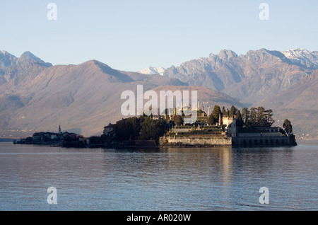Isola bella and the alps in the background lake maggiore for Alexander isola