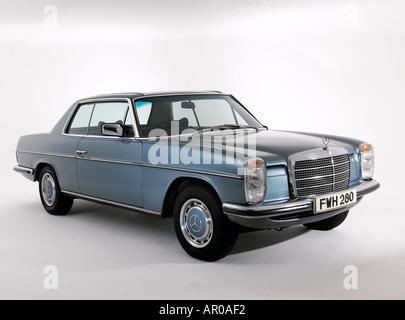 1975 Mercedes Benz 280CE - Stock Photo