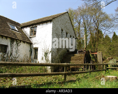 Gelligroes Mill and Candle Workshop Blackwood South Wales GB UK 2004 - Stock Photo