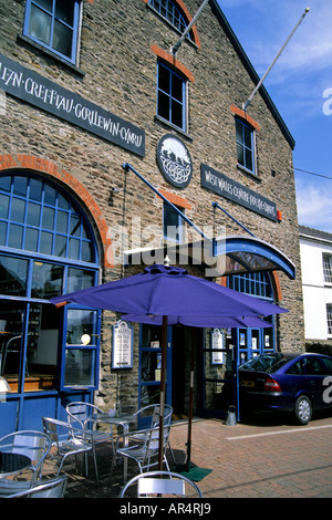 West Wales Centre for The Crafts St Clears Carmarthenshire West Wales - Stock Photo