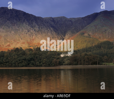 Buttermere Valley Cumbria - Stock Photo