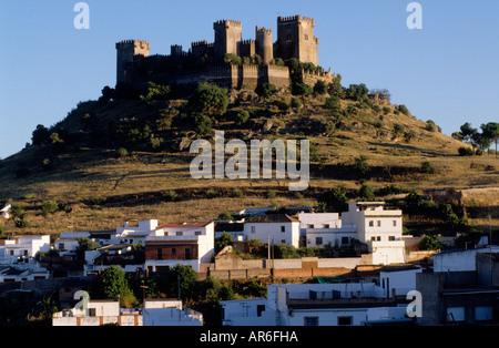 banos encina bury al hamman castle caliph th century baos de la encina jaen province andalusia