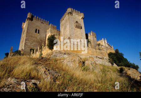 baos de la encina jaen province andalusia spain stock photo