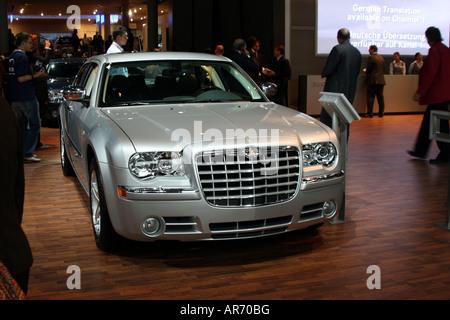 Chrysler 300 at the IAA International Motor Show in Frankfurt, Germany - Stock Photo