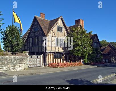 Hall s Croft Stratford Uopn Avon UK - Stock Photo