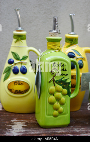 Decorative Oil Bottle Interesting Decorative Bottles Oil And Vinegar Stock Photo Royalty Free Image Design Decoration