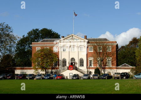 Warrington Town Hall Cheshire England UK - Stock Photo