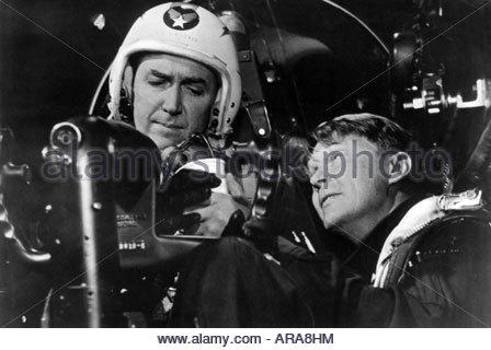 aviator movie jcbf  aviator, airforce,; 'movie 'Strategic Air Command', USA 1955, director:  Anthony Mann,
