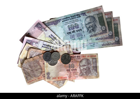 Indian Rupees. - Stock Photo