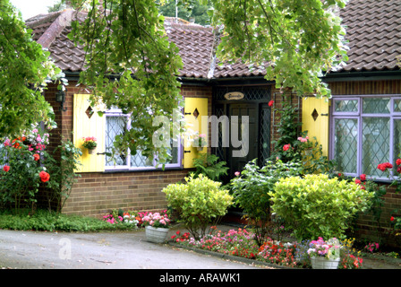 House in Eynsford Kent - Stock Photo