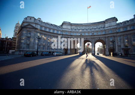 Admiralty Arch, London - Stock Photo