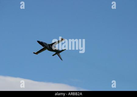 Czechoslovakian L 39 Albatros Jet Fighter