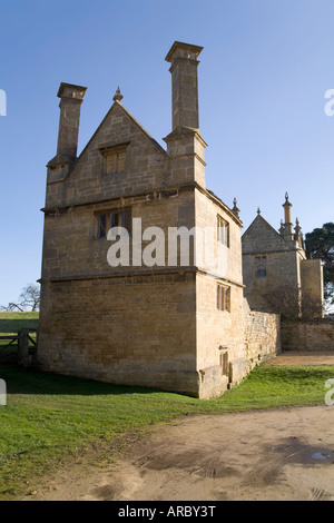 Chipping campden in the cotswolds gloucestershire midlands england uk - Stock Photo