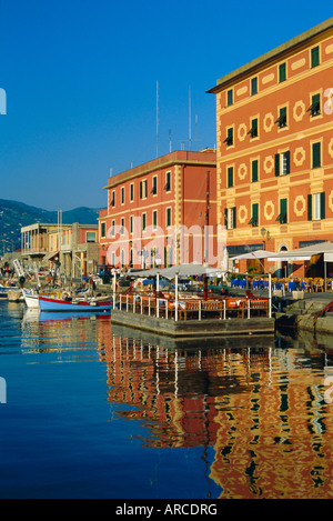 Santa Margherita Ligure, Portofino Peninsula, Liguria, Italy, Europe - Stock Photo