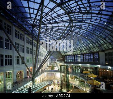 Jena, Goethegalerie, - Stock Photo