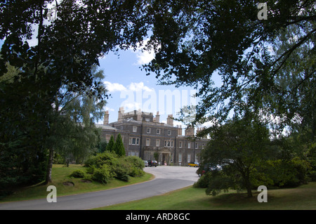 At Bowhill House seat of the Duke of Buccleuch near Selkirk in the Scottish Borders UK - Stock Photo