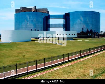 Office of the Attorney General of Republic, Brasilia, Brazil - Stock Photo