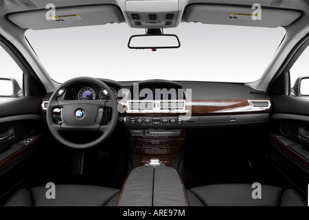 2006 BMW 7 Series 750i In Silver