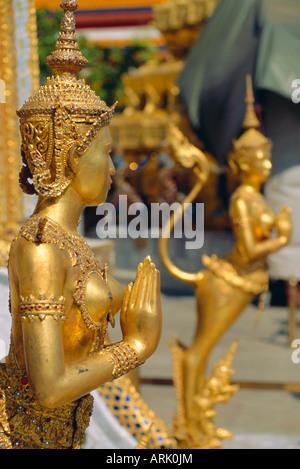 Grand Palace, Bangkok, Thailand - Stock Photo