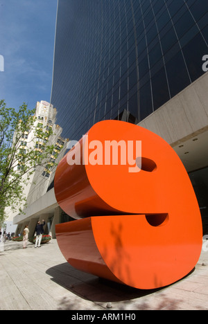 Number Nine West 57th Street, The Solow Building - Stock Photo