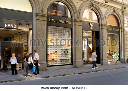 louis vuitton outlet in florence italy