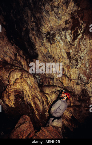 Vancouver Island Cave Exploration Group