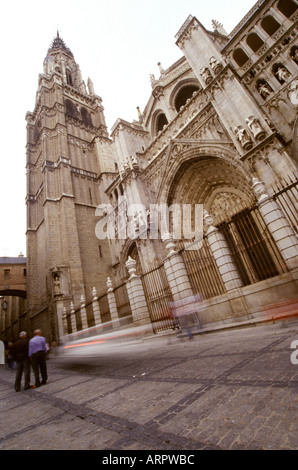 Travel photography from Spain Andalucia Toledo - Stock Photo