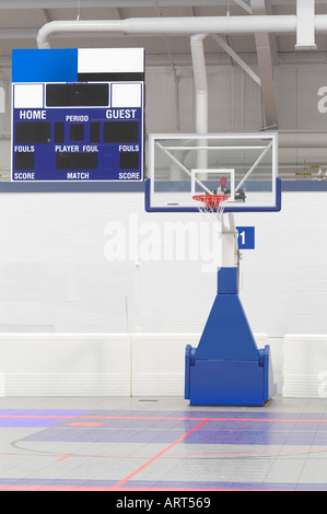 Basketball Arena Indoor Detail Stock Photo Royalty Free Image 91791245 Alamy