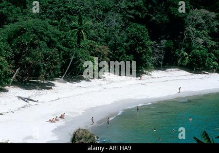 Manuel Antonio National Park, Costa Rica - Stock Photo