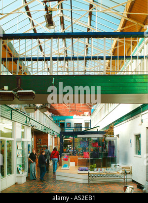 Manchester Craft and Design Centre UK Europe ground floor - Stock Photo