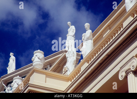 Cumberland Terrace in Regents Park, London - Stock Photo