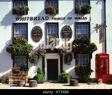 GB - GLOUCESTERSHIRE: Prince of Wales Pub in Cheltenham - Stock Photo