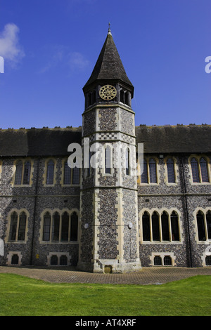 Lancing college Independant school west sussex UK 2006 - Stock Photo