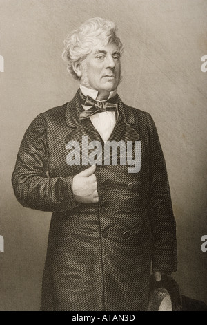 Sir William Shee 1804 1868 first Catholic Judge in Ireland since the revolution of 1690 - Stock Photo