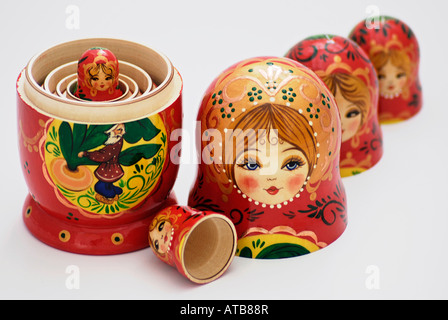 Matryoshka - Stock Photo