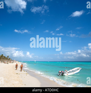 Playacar Beach, Playa del Carmen, Mayan Riviera, Quintana Roo, Yucatan Peninsula, Mexico