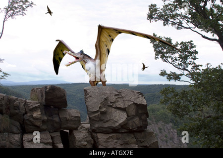 Pteranodon - Stock Photo